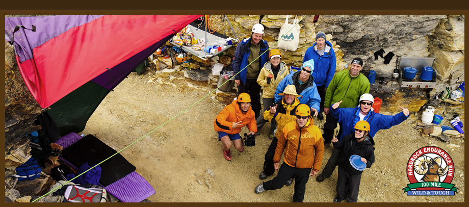 Hardrock 100 volunteers