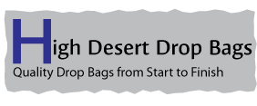High Desert Drop bags
