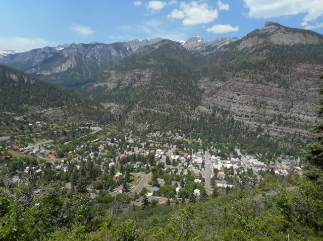 Ouray looking west_ 5Jun2018